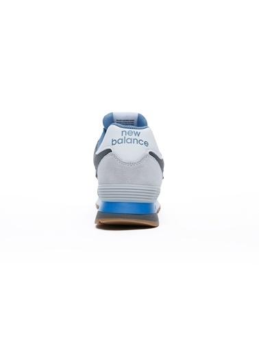 New Balance Erkek  Spor Ayakkabı ML574SKC.30 Gri